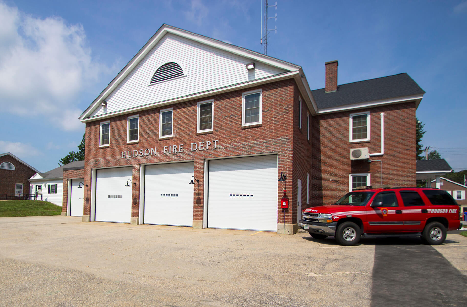 Hudson Fire Department | Northpoint Construction Management